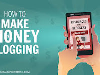 Earn Passive Income from a Blog - Make Money Blogging