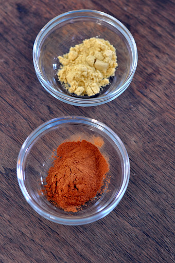 Ground Mustard and Ground Cinnamon | Taste As You Go
