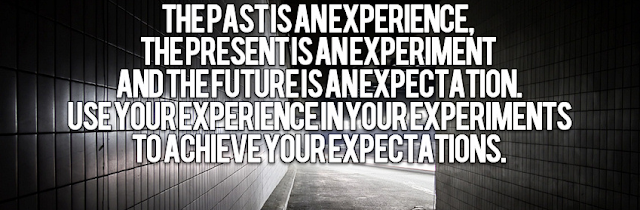 Future is an expectation