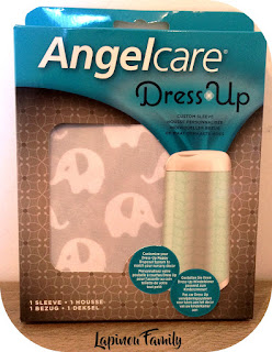 poubelle a couches dress up angelcare