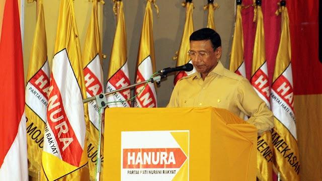 Wiranto Diminta Tegas Sikapi Polemik Internal Partai Hanura