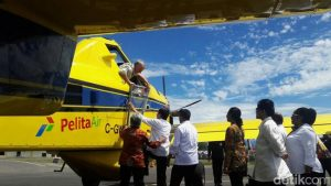 Pak Jokowi Menurunkan Harga BBM di Papua, Terbukti Rakyat Papua Menikmatinya