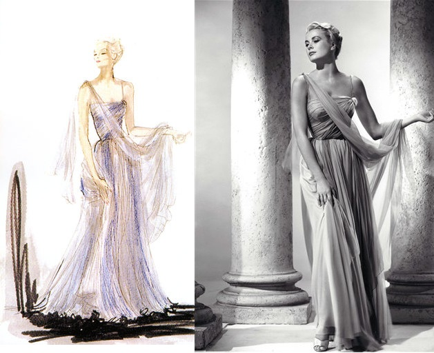 EDITH HEAD:one of the best costume designers
