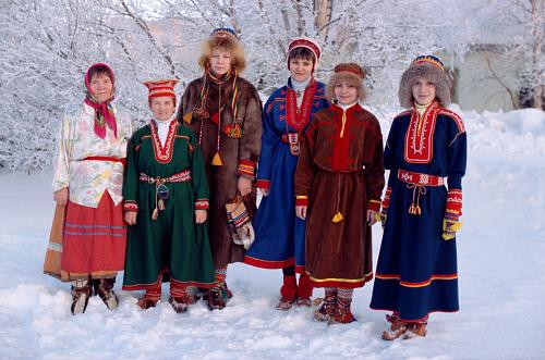Northern Lights Costume