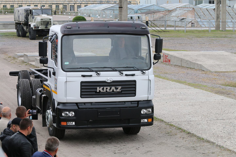 КрАЗ-4501