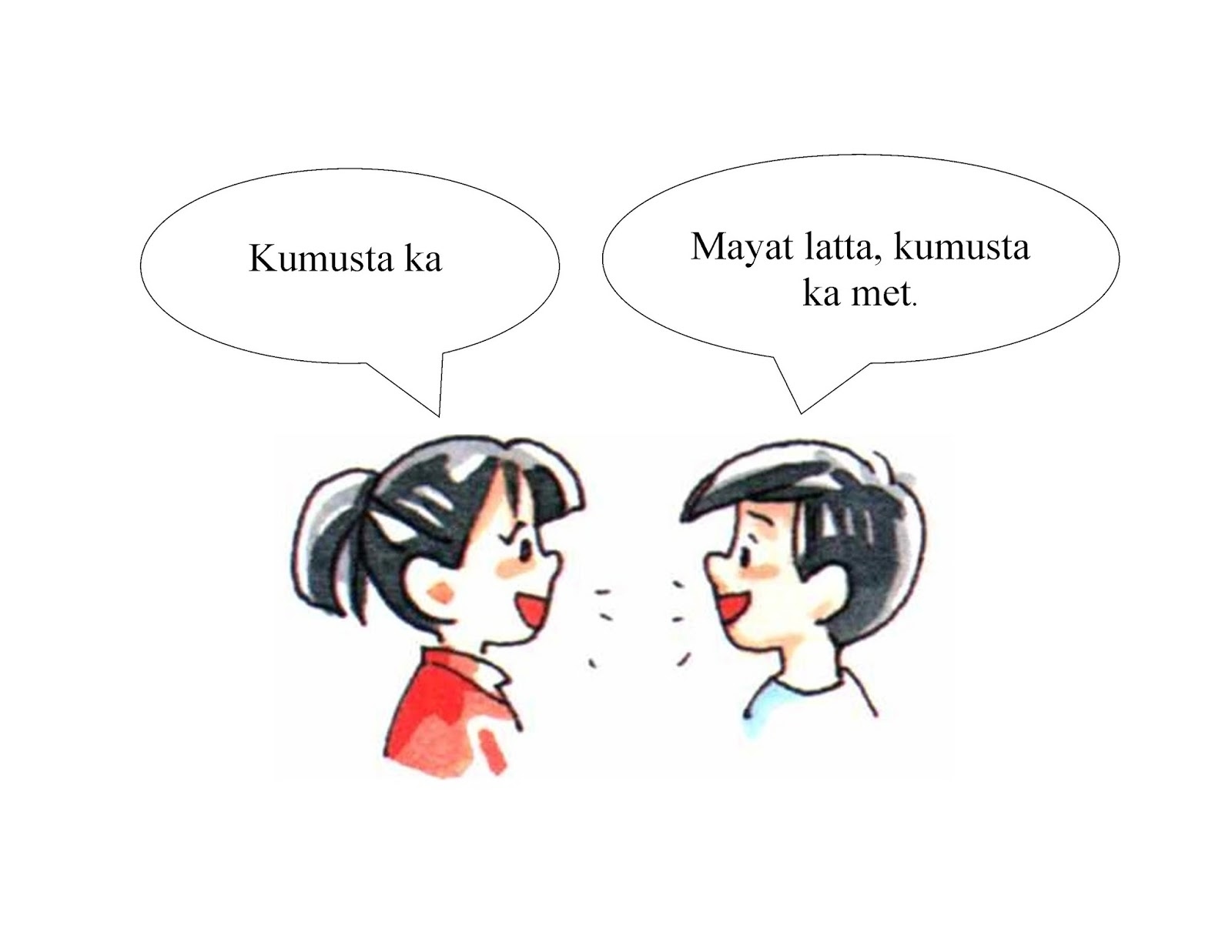 Greeting in ilokano basics part 2 ilokano learner learning to greet people is a great start to practice your ilokano its also one of the first things you should learn in any language kristyandbryce Gallery