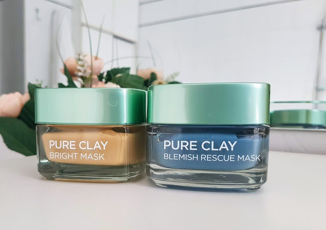 L'Oreal L' OREAL PARIS Pure Clay mask