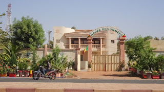 In total about 3 or 4 museums in Bamako which all have similar name