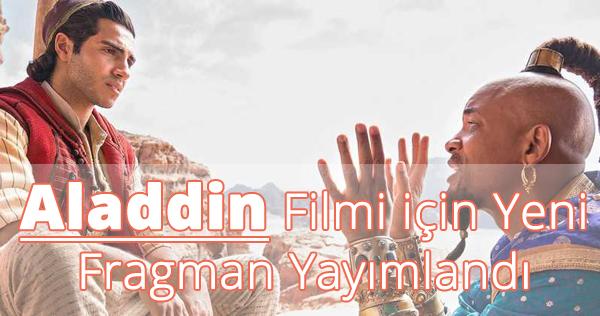 Aladdin Filmi Fragman İzle