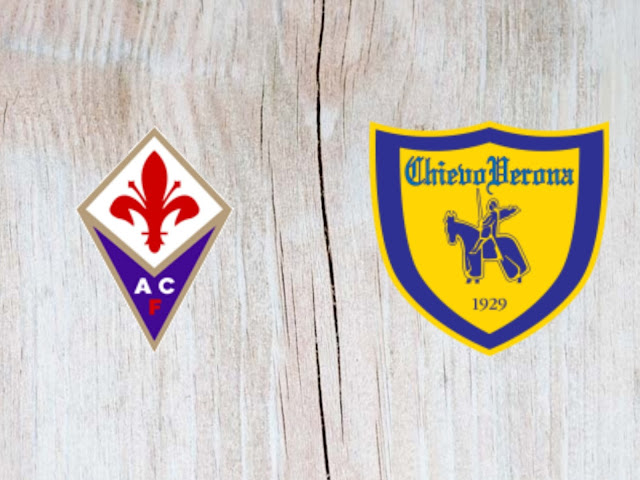 Fiorentina vs Chievo - Highlights - 26 August 2018
