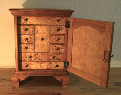 Still, spices remained a commodity used by upper class people. It was  during this time that the Farm House's Spice Cabinet was probably  constructed. - Antique Spice Cabinet : Antique Spice Cabinet