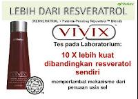 perbandingan vivix dibanding resveratrol lain