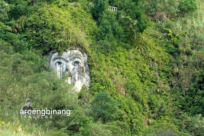 patung lumimu'ut bukit kasih minahasa sulawesi utara