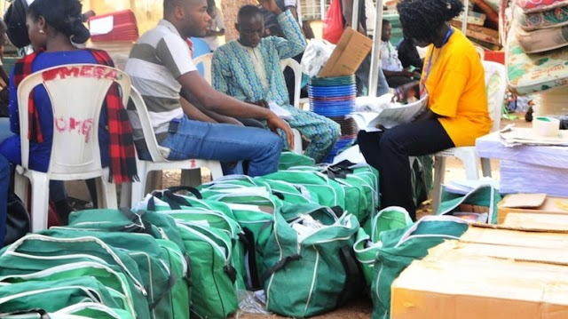 INEC completes movement of election materials to 23 LGAs in Rivers