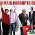 O mais corrupto é o PT