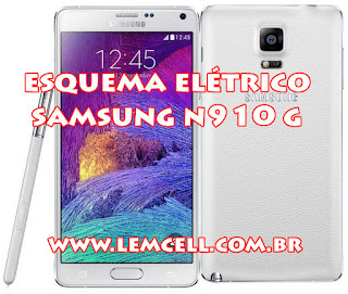 Esquema Elétrico Celular Smartphone Samsung Galaxy Note 4 SM N910G  Manual de Serviço  Service Manual schematic Diagram Cell Phone Smartphone Samsung Galaxy Note 4 SM N910