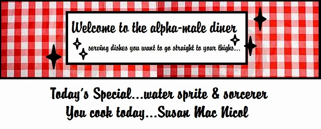 Alpha Male Diner Cade And Quinn By Susan Mac Nicol Double Alchemy