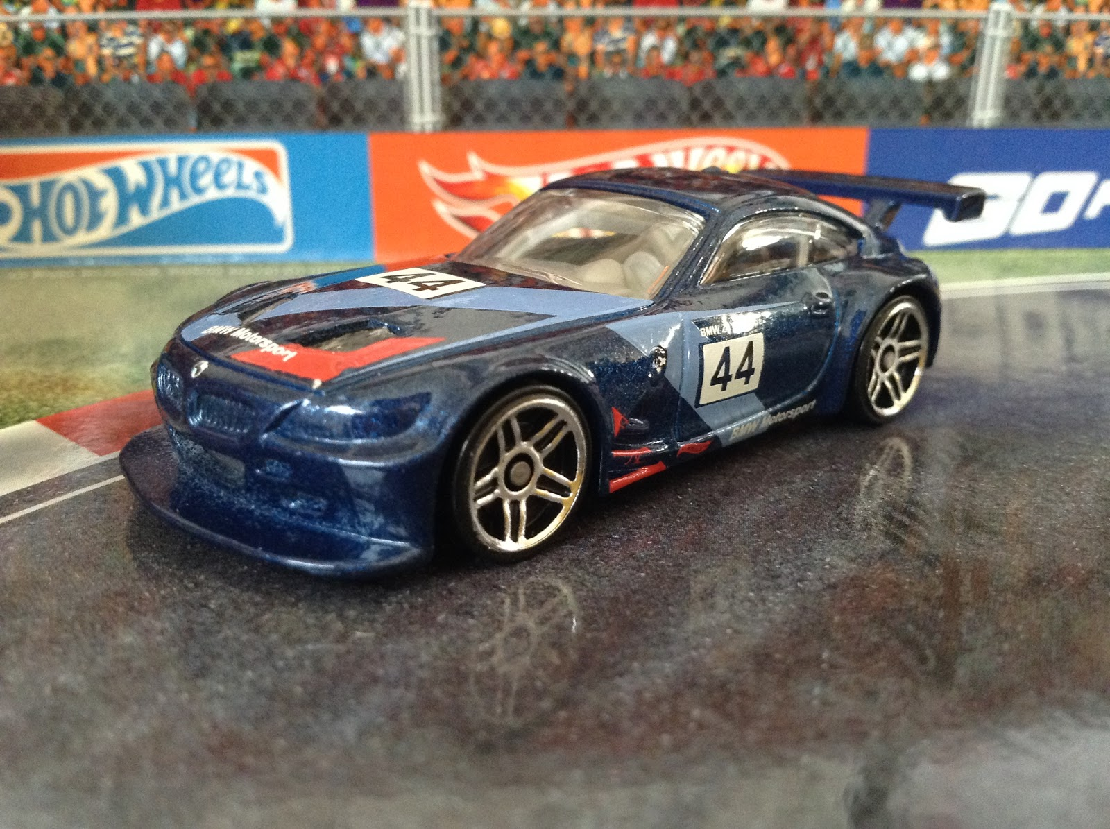 Julian S Hot Wheels Blog Bmw Z4 M Motorsport 2016 Bmw
