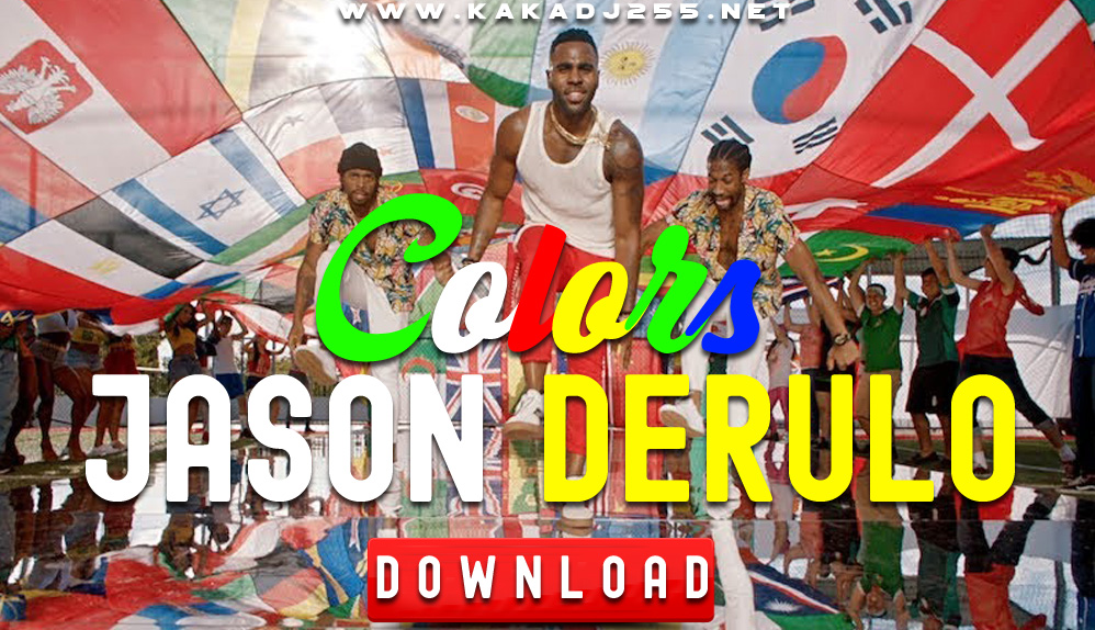 jason derulo colors free download
