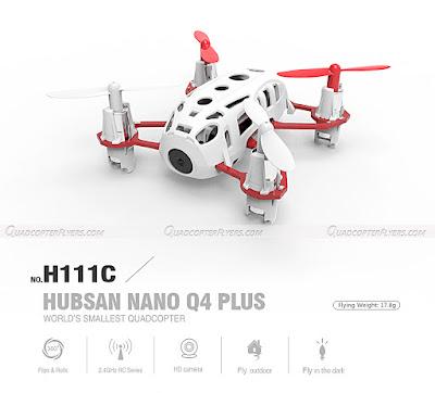Hubsan Nano Q4 H111C