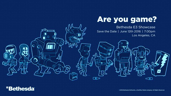 This Week In Videogames 07/02/2016 bethesda e3 2006 press conference date