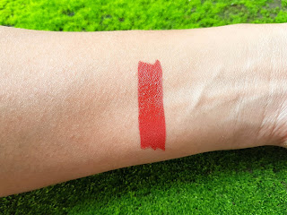 Swatch - MAC Chili Lipstick