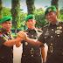 Beni Asman Jabat Komandan Bataliyon Infanteri 734/SNS