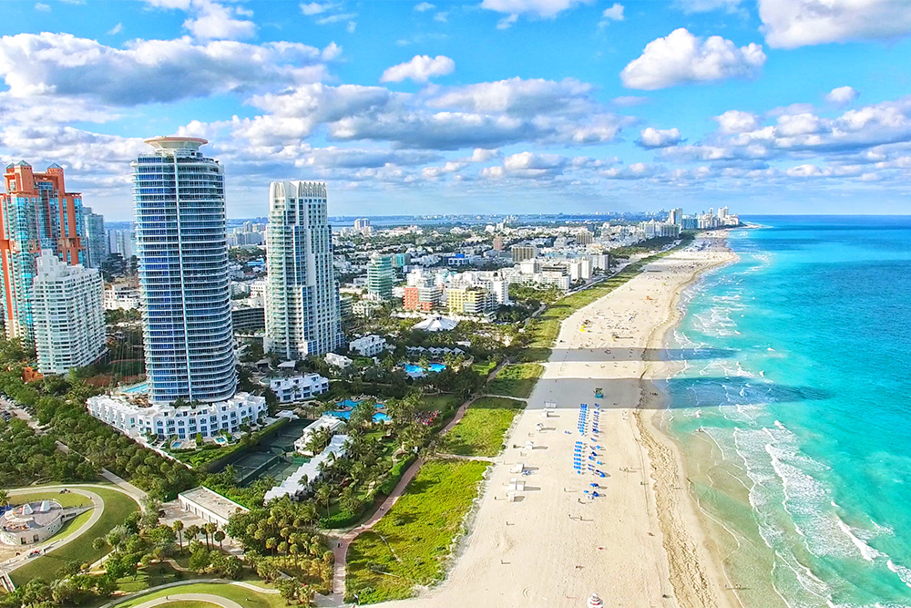 Miami Beach Vacation Packages Flight And Hotel Deals