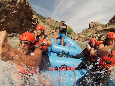 Various Levels of White Water Rafting in Colorado