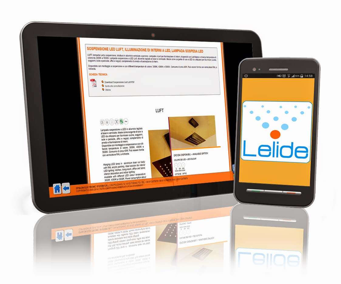 Illuminazione led casa nuovo sito mobile lelide for Sito mobili