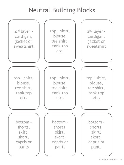 Neutral Building Blocks template