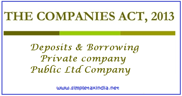 difference between public limited and private limited company in india