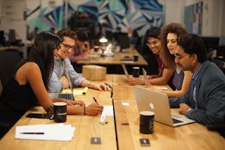 Keuntungan magang di perusahaan startup