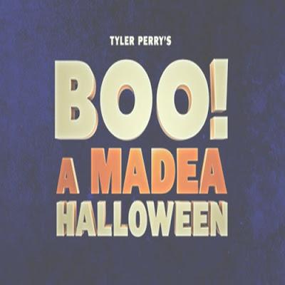 Boo! A Madea Halloween Poster Film