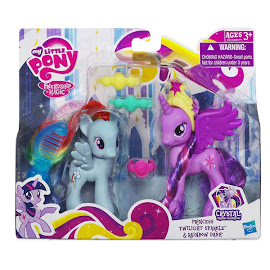 My Little Pony 2-pack Twilight Sparkle Brushable Pony