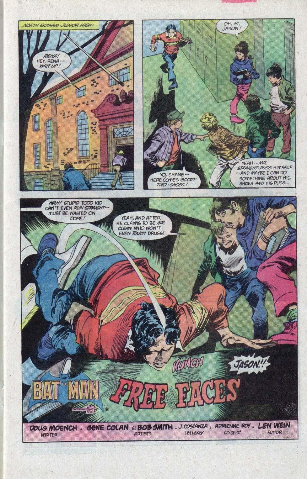 Detective Comics (1937) 563 Page 3