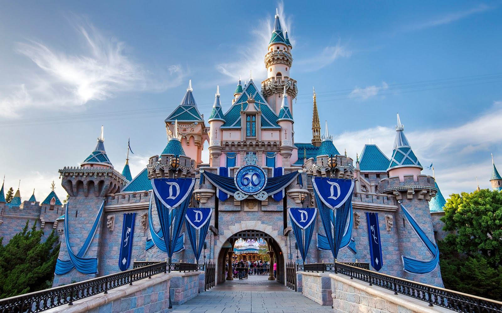 Disneyland Paris Decor Western