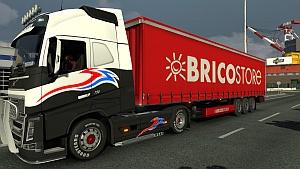 Bricostore trailer mod