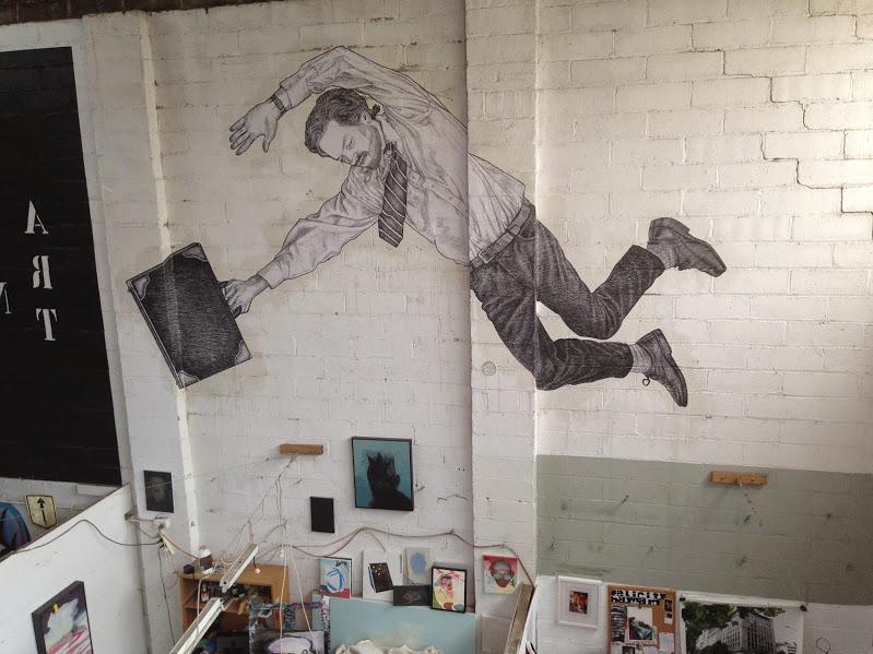 street art studio melbourne victoria