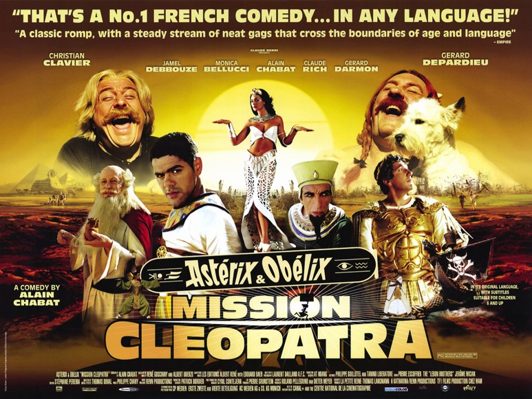 asterix and obelix meet cleopatra streaming the oscars
