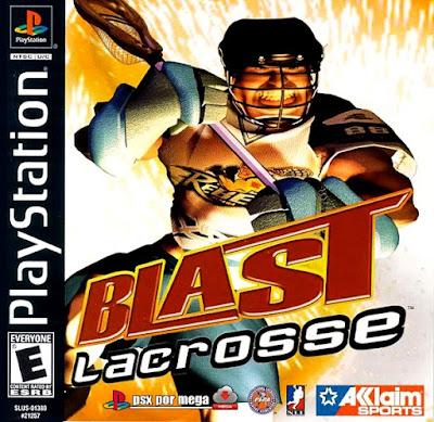descargar blast lacrosse psx mega