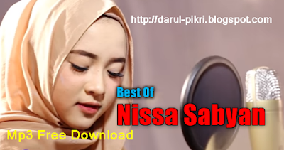 Download Kumpulan Lagu Nissa Sabyan Mp3 Terpopuler