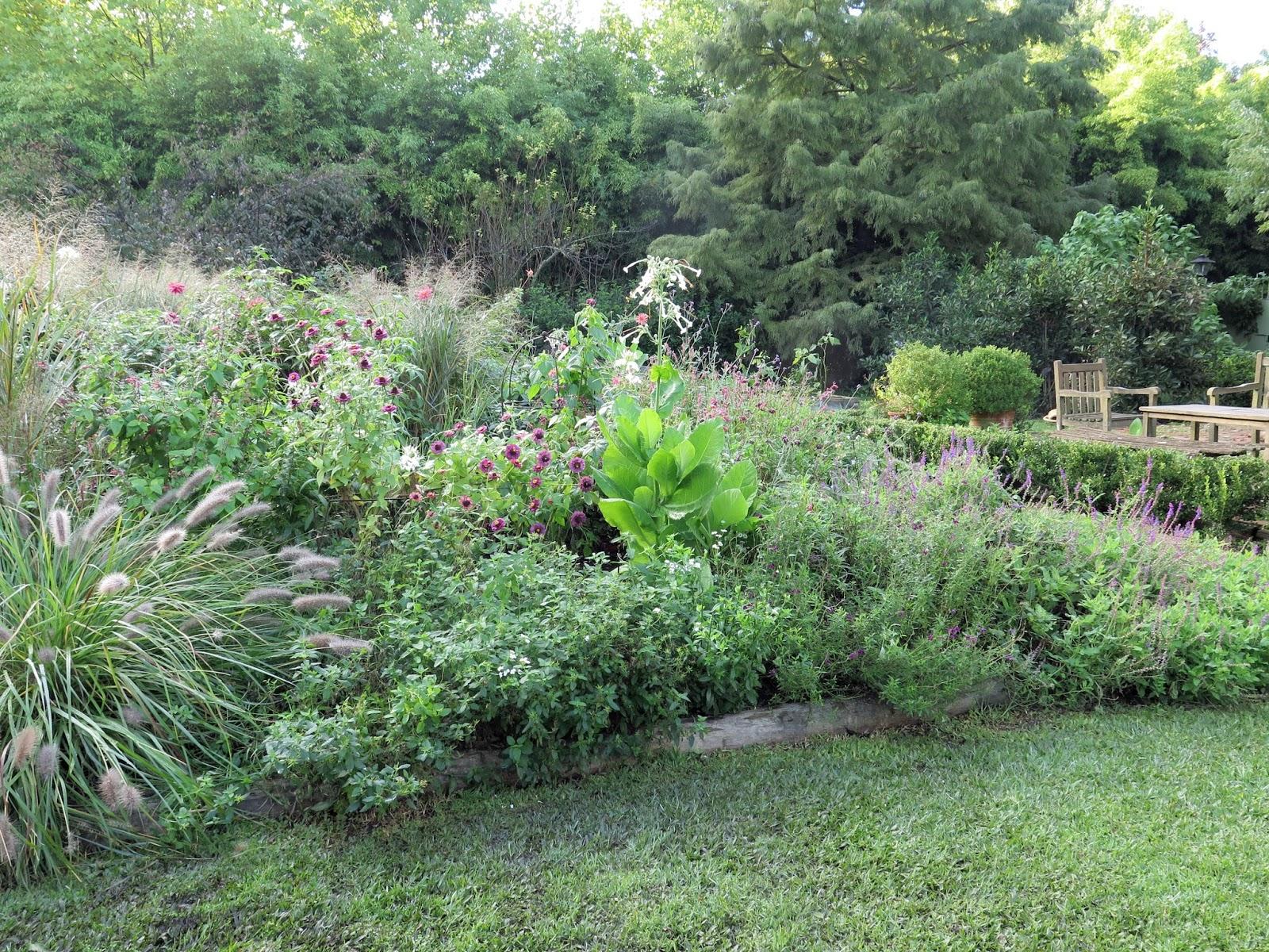 En el jardin oto o h medo en buenos aires for Canteros de jardin