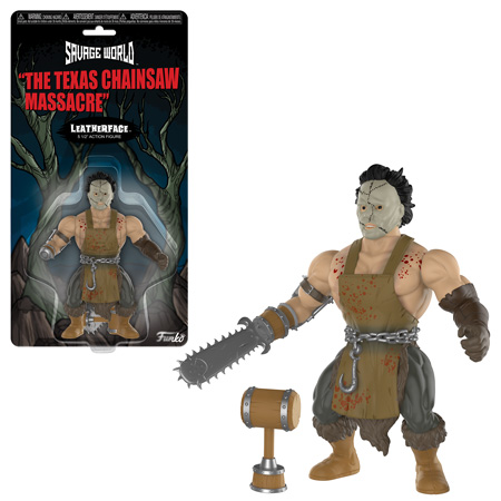 savage world - leatherface