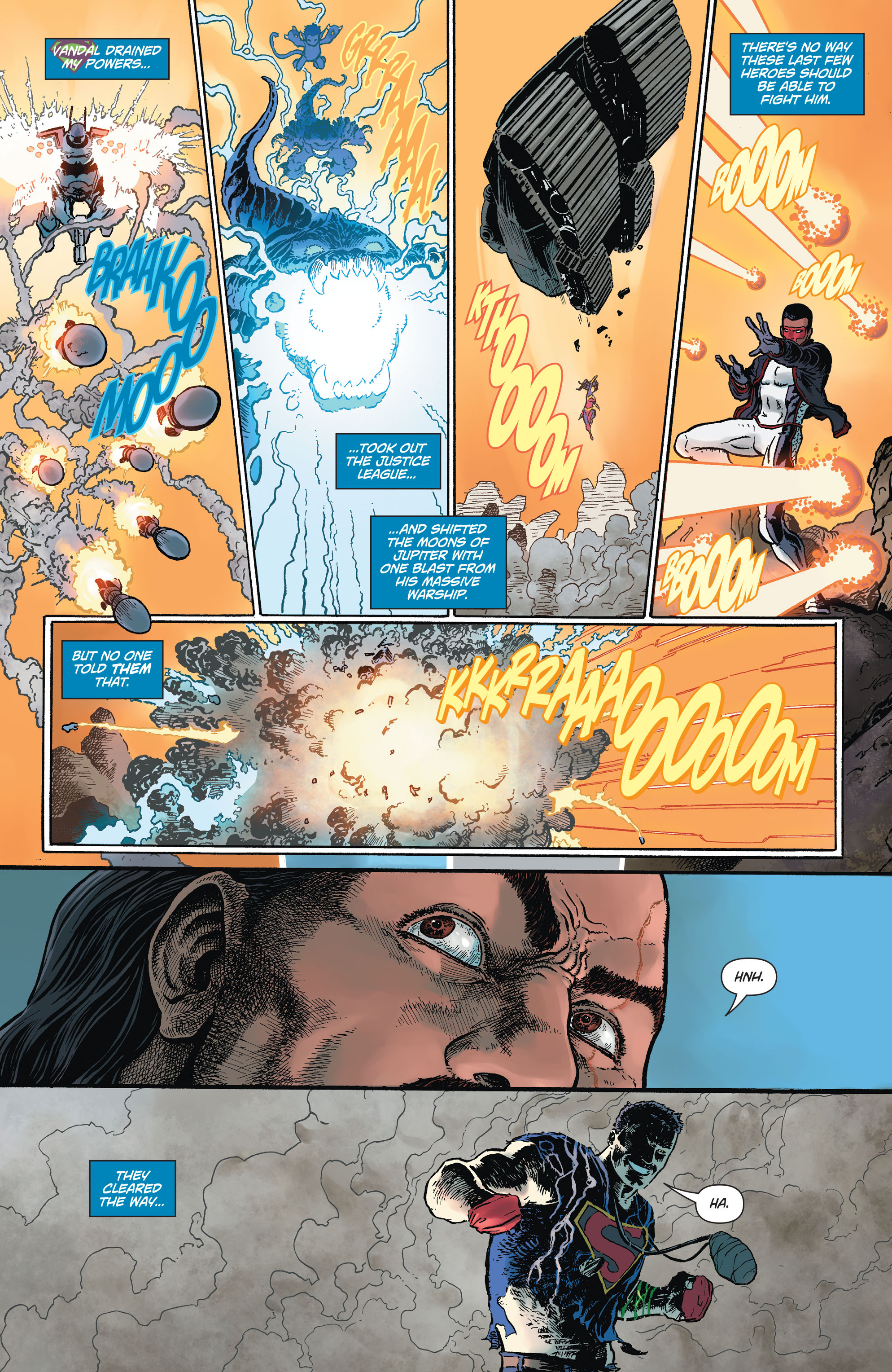 Read online Action Comics (2011) comic -  Issue #50 - 13