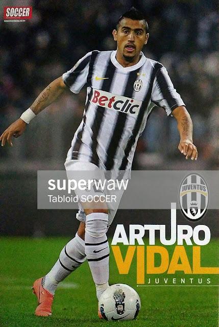 Arturo Vidal (Juventus 2011)