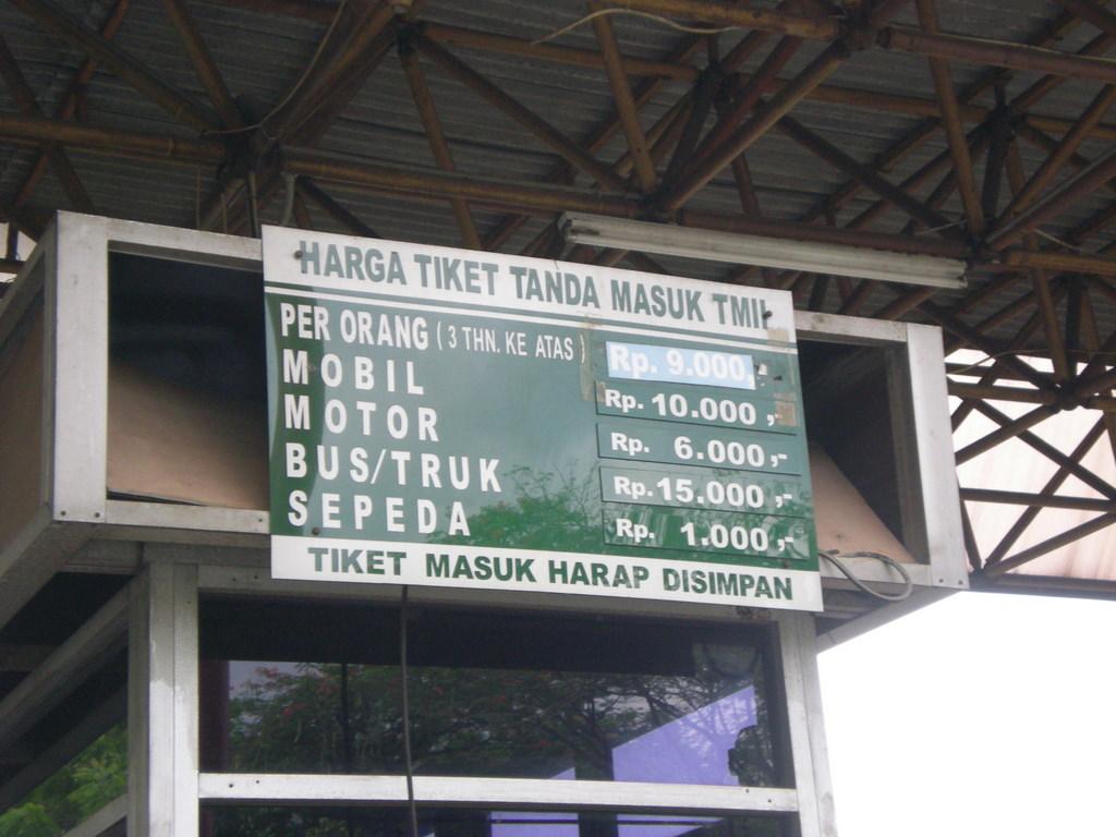 Another Story Jalan Jalan Ke Tmii Hari 1
