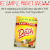 Free Mrs. Dash Original Blend Samples in US