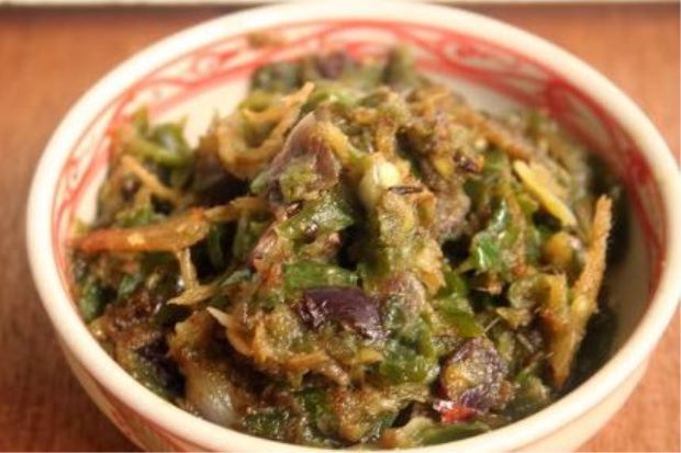 macam macam resepi  resepi sambal ikan bilis hijau campur petai terung pipit Resepi Sambal Belacan Atkins Enak dan Mudah