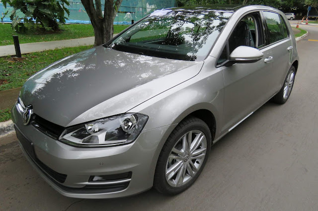 VW Golf 2016 1.6 Flex